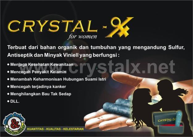crystal x for women belva shop belanja online terpercaya