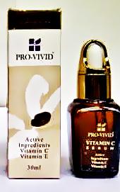 serum Pro VIVID Vit C dan E_bs